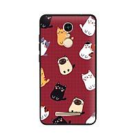Ốp lưng mẫu đẹp cho điện thoại Xiaomi Redmi Note 3 - Lưng cứng viền dẻo - 02079 0639 CARTOON01 - Hàng Chính Hãng