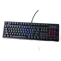 Bàn phím E-DRA EK3104 RGB (Blue Switch) - Hàng chính hãng