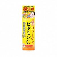 Nước cân bằng dưỡng ẩm ngăn ngừa mụn, mờ thâm Vitamin C  Biyougeneki Moisture VC Lotion 185ml