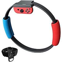 Game Ring Fit Adventure Nintendo Switch Cho máy Nintendo Switch-Hàng nhập khẩu