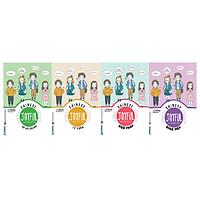 Combo Trọn Bộ 4 Cuốn Joyful Chinese - Vui Học Tiếng Trung: Giao Tiếp + Từ Vựng + Ngữ Pháp + Tập Viết ( tặng kèm bookmark )