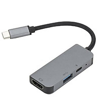 Cáp chuyển đổi USB Type C Hub - HDMI/ Cáp DEX 4K cho Samsung Note 9 10 Note 8 S8 S9 S10 S20