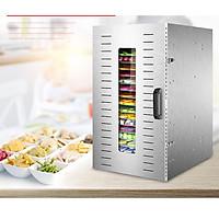 Máy sấy thực phẩm hoa quả ,thịt cá 16 khay model YIXIN YX-16 công suất 1060W tiết kiệm điện
