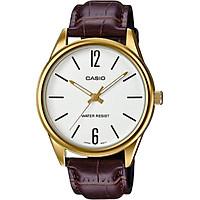Đồng hồ nam dây da Casio MTP-V005GL-7BUDF