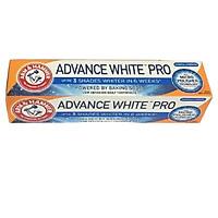 Kem đánh trắng răng Arm & Hammer Advanced White Pro 75ml