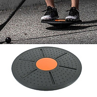 Balance Board Non-Slip Fitness Stability Disc Home Gym Load-bearing Blue