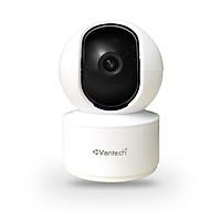 Camera Wifi AI 4.0 MP, Tích Hợp AI Trí Tuệ Nhân Tạo, Đàm Thoại 2 Chiều VANTECH AI-V2010C-Hàng Chính Hãng