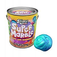 Đồ chơi SLIMY Hũ slime khổng lồ lấp lánh ánh kim-xanh da trời 32926/BL