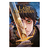 Percy Jackson and the Olympians Series: The Last Olympian: The Graphic Novel