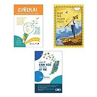 Sách - Combo Eureka khoảnh khắc sáng tạo xuất thần + Mật mã hạnh phúc + Đừng để cảm xúc thôi miên lý trí