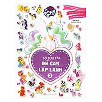 My Little Pony - Bộ Sưu Tập Đề Can Lấp Lánh 2