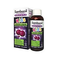 SAMBUCOL KIDS COUGH LLIQUID 120ml Australia