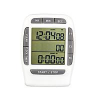 Đồng hồ đếm ngược version 1 (độ chính xác cao, có chuông báo) - Tặng kèm quạt cắm cổng USB mini (vỏ nhựa, giao màu ngẫu nhiên)