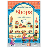 Little First Stickers Shops (Little Sticker Books)
