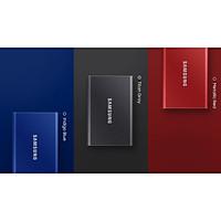 Ổ Cứng Di Động SSD Samsung T7 NON Touch USB Type C - Hàng Nhập Khẩu - 1TB