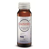 Thực Phẩm Chức Năng Nước Uống Giúp Ngủ Ngon Và Đẹp Da Kinohimitsu Collagen Diamond Nite Drink (800ml)
