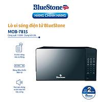 Lò Vi Sóng Điện Tử Bluestone MOB-7815 (20 Lít)