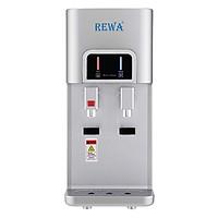 Máy Lọc Nước Nóng Lạnh Công nghệ Nano/VF Hàn Quốc REWA - RW-NA-218.SILVER - Hàng chính hãng