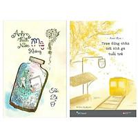 Combo 2 Cuốn Tiểu Thuyết Lãng Mạn Hay: Anh Có Thích Nước Mỹ Không? (Tái Bản 2018) + Trạm Dừng Chân Nơi Nhà Ga Tuổi Trẻ ( Bộ Những Cuốn Sách Tiểu Thuyết Cực Hay / Tặng Kèm Bookmark Happy Life )