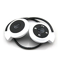 Wireless Bluetooth Headphones Sports Earphone Music Stereo Earbud Micro SD Card Slot Headset