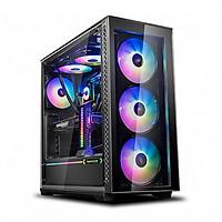 Vỏ Case Thùng Máy Deepcool Matrexx 70 (3 Fan) - Hàng Chính Hãng