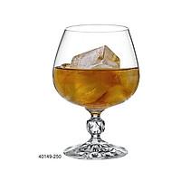 Bộ 6 ly uống rượu brandy Tiệp khắc 250 ml