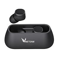 Tai Nghe Bluetooth True Wireless VINETTEAM T1 5.0 Tai Nghe Không Dây Tai Nghe Nhét Tai Khử Tiếng Ôn Tích Hợp Micro - Tự Động Kết Nối - Tương Thích Cao Cho Tất Cả Điện Thoại - Hàng Chính Hãng(Có Túi Đựng)