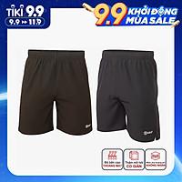 Set 2 quần đùi nam, quần Short Gió nam thể thao Basic trẻ trung năng động, thoáng mát co giãn 4 chiều MRM Manlywear