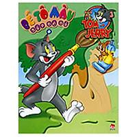 Tom Và Jerry – Bé Tô Màu Cấp Độ Dễ - Tập 6