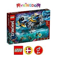 Đồ Chơi LEGO  Siêu Xe Đại Dương 71752