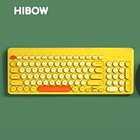 Bàn Phím Không Dây Đa Năng HiBow K2 Plus - Hàng Chính Hãng