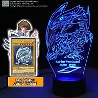 Đèn ngủ Yugi-Oh Rồng Trắng Mắt Xanh Type 1