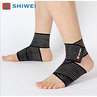 Dây băng Cuốn nén y tế chạy thể dục thể thao bảo vệ mắt cá chân Khuỷu tay Shiwei