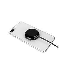 Đế sạc điện thoại kết nối không dây sử dụng cho dòng máy đời cao có hỗ trợ sạc không dây