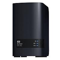 Ổ Cứng WD My Cloud EX2 Ultra  0TB WDBVBZ0000NCH-SESN Gigabit Ethernet - Hàng Chính Hãng