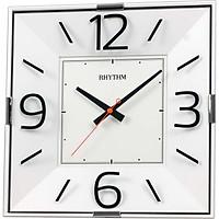 Đồng hồ treo tường hiệu RHYTHM - JAPAN CMG493NR03 (Kích thước 30.0 x 30.0 x 4.2cm)