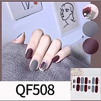 Set dán móng tay nails dán nghệ thuật nhiều màu - có ngay bộ móng đẹp trong 5 phút (Nail wraps / Nail stickers)
