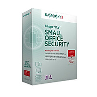 Phần mềm Kaspersky Small Office Security 05PC +  01File Server Chính hãng