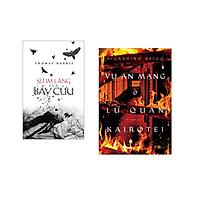 Combo 2 cuốn sách: Vụ án mạng ở lữ quán Kairotei  + Sự in lặng của bầy cừu