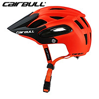 CAIRBULL Breathable Safety Integrally-Molded Ultralight Helmet Professional MTB Bike Bicycle Helmet Sport Racing Cycling