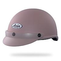Mũ Bảo Hiểm 1/2 Đầu ASIA MT-105 - Trơn