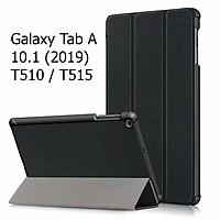 Bao Da Cover Cho Máy Tính Bảng Samsung Galaxy Tab A 10.1 (2019) T510 / T515 Hỗ Trợ Smart Cover