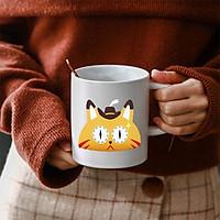 Cốc ly sứ Identity V Nhân cách thứ năm PET mèo Mr.Wisker NetEase