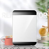 Tủ Lạnh Mini 2 Chiều Nóng Lạnh 22L Làm Mát Nhanh Dùng Cho Ô Tô Và Gia Đình - Hàng Nhập Khẩu