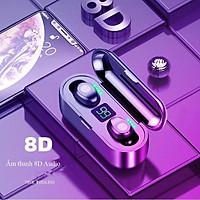 Tai Nghe Bluetooth AMOI F9 Cảm Ứng , Giá rẻ nhất thị trường - Hàng chính hãng