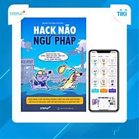 Hack Não Ngữ Pháp (Step Up English) - Học ngữ pháp bằng sơ đồ, App giải thích chi tiết lỗi sai, giúp hiểu bản chất, dễ dàng ứng dụng vào giao tiếp và thi cử