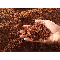 Mùn dừa ủ đã xử lý chuyên dùng cho trồng sen đá, xương rồng