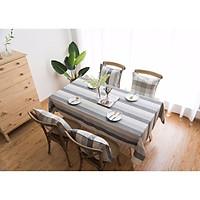 Khăn trải bàn KBCC01 MARYTEXCO chất liệu cotton thêu, đường may tinh xảo, viền tua rua sang trọng phù hợp với những không gian cao cấp, đem lại nét đẹp tinh tế cho căn phòng