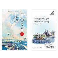 Combo Chuyện Ở Vịnh Tokyo và Một Góc Thế Giới, Bốn Bề Đại Dương (Cẩm Nang Du Học Australia)