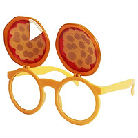 Novelty Pizza Sunglasses Funny Party Glasses Shades Costume Accessories